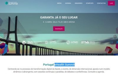 Assista ao Portugal eHealth Summit Live